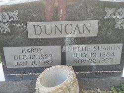Harry Duncan