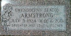 Gwendolynn <i>Seaton</i> Armstrong