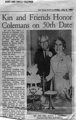 Harry Cleveland Coleman