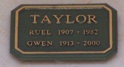 Ruel Fenton Taylor
