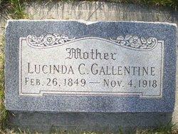 Lucinda C Lucy <i>Roseberry</i> Gallentine