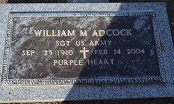 William Marical Adcock