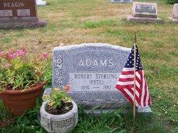 Robert Sterling Pete Adams