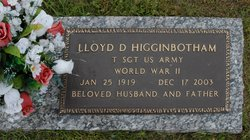 Lloyd Dale Higginbotham