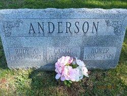 Carrie Alverna <i>Bowman</i> Anderson