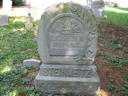 Elizabeth Lizzie <i>Wenner</i> Steinmetz