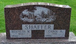 Carol Ann <i>Fee</i> Shaffer