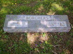 Mary Lois <i>Allee</i> Borchers