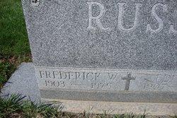 Friedrich Wilhelm Frederick Russ