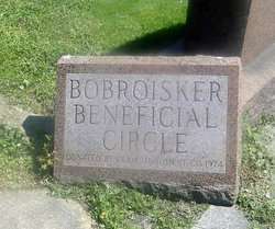 Bobroisker Beneficial Circle New Cemetery