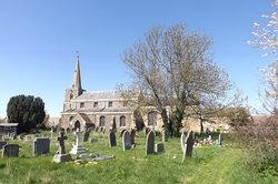 Fen Drayton, St Mary Churchyard