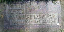 Eliza Jane <i>Fisk</i> Lanphear