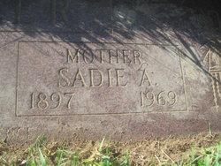 Sadie Ann <i>Farron</i> Duesler