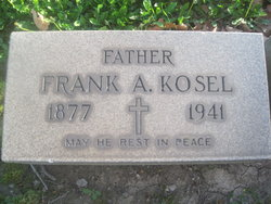 Frank A Kosel