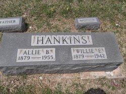 Allie Bell <i>Stubblefield</i> Hankins