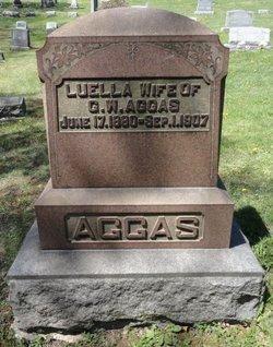 Luella Ella <i>Campbell</i> Aggas