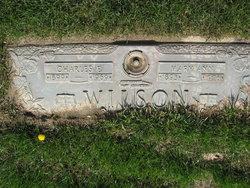 Charles Edison Wilson