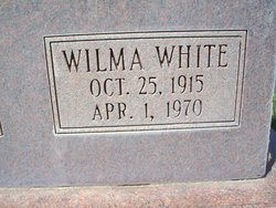 Wilma Smith <i>White</i> Kavros