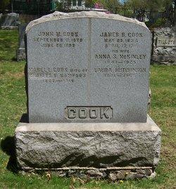 Anna S <i>McKinley</i> Cook