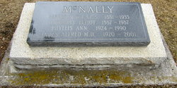 Margaret <i>Elliot</i> McNally