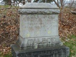 Susan Ann <i>Wild</i> Talbot