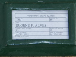 Eugene Francis Alves