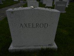 Ida A Axelrod