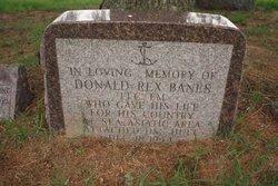 Donald Rex Banes