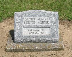 Daniel Albert Burton Weider