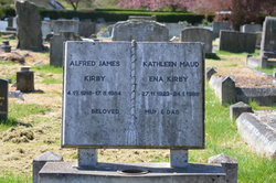 Kathleen Maud Ena <i>Calver</i> Kirby