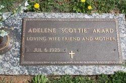 Adelene Scottie Akard