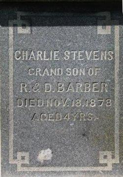 Charlie Stevens