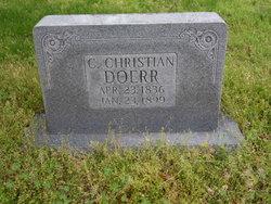 C. Christian Doerr