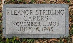 Eleanor Celeste <i>Stribling</i> Capers