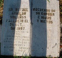 Rafael Aguilar Bolangs
