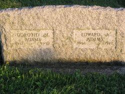 Edward A Ted Adams