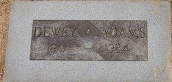 Dewey Adams