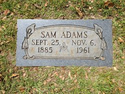 Samuel Sam Adams