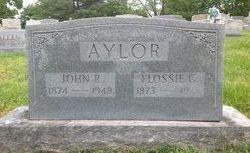 John Robert Aylor