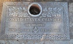 Ronald Steven Chandler
