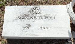 Maxine Doris <i>Slater</i> Poli