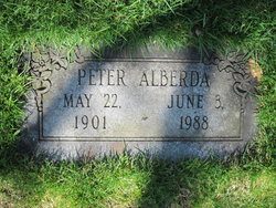 Peter Alberda, Sr