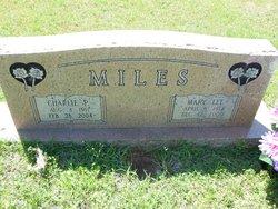 Charles Porter Charlie Miles