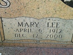 Mary Lee <i>Brewer</i> Miles
