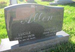 Lucille Margaret <i>Western</i> Allen
