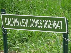 Calvin Levi Jones