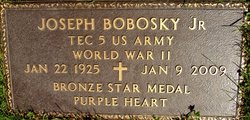 Joseph Bobosky, Jr