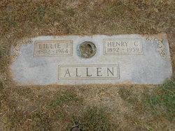Lillie I. Allen