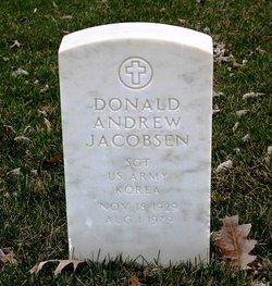 Donald Andrew Jacobsen