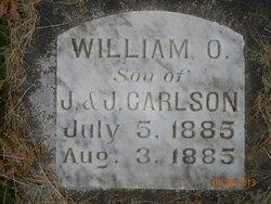 William O Carlson